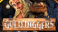 Игровой слот Gold Diggers